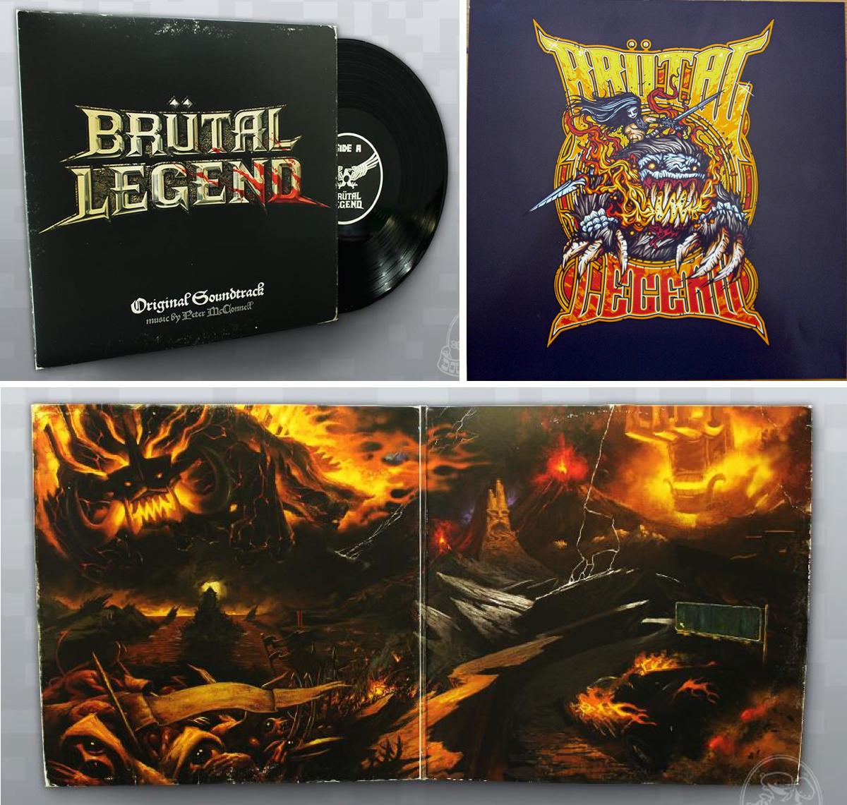Double Fine Productions' release of Brütal Legend