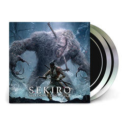 Sekiro: Shadows Die Twice (Deluxe Double CD)
