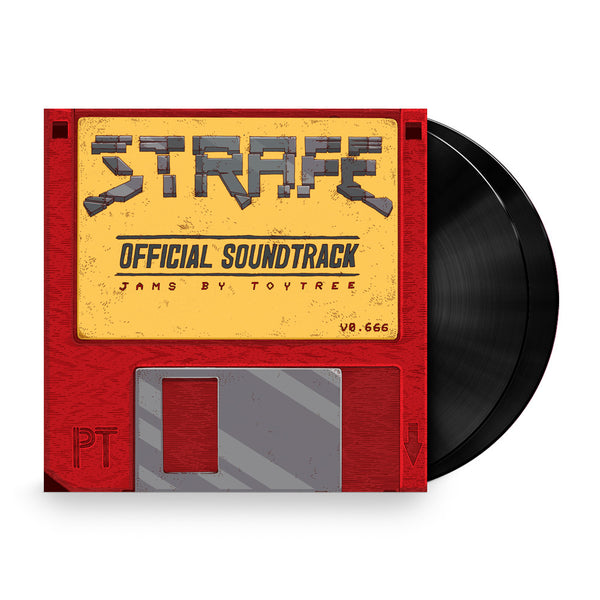 STRAFE: DELUXE DOUBLE VINYL (SPECIAL EDITION)