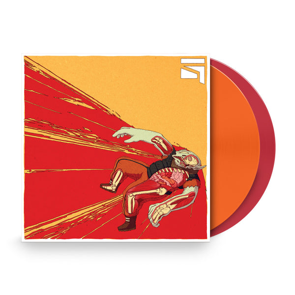 STRAFE: DELUXE DOUBLE VINYL (STANDARD EDITION)