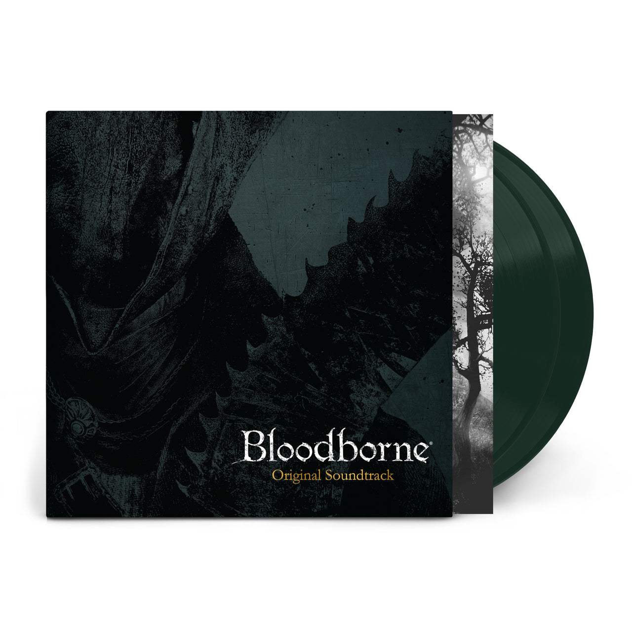 Bloodborne (Limited Edition Deluxe Double Vinyl)