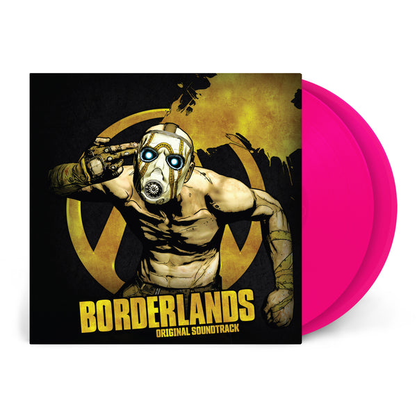 Borderlands (Limited Edition Deluxe Double Vinyl)