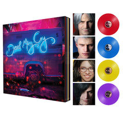 Devil May Cry 5 (Special Edition X4 Vinyl Box Set)