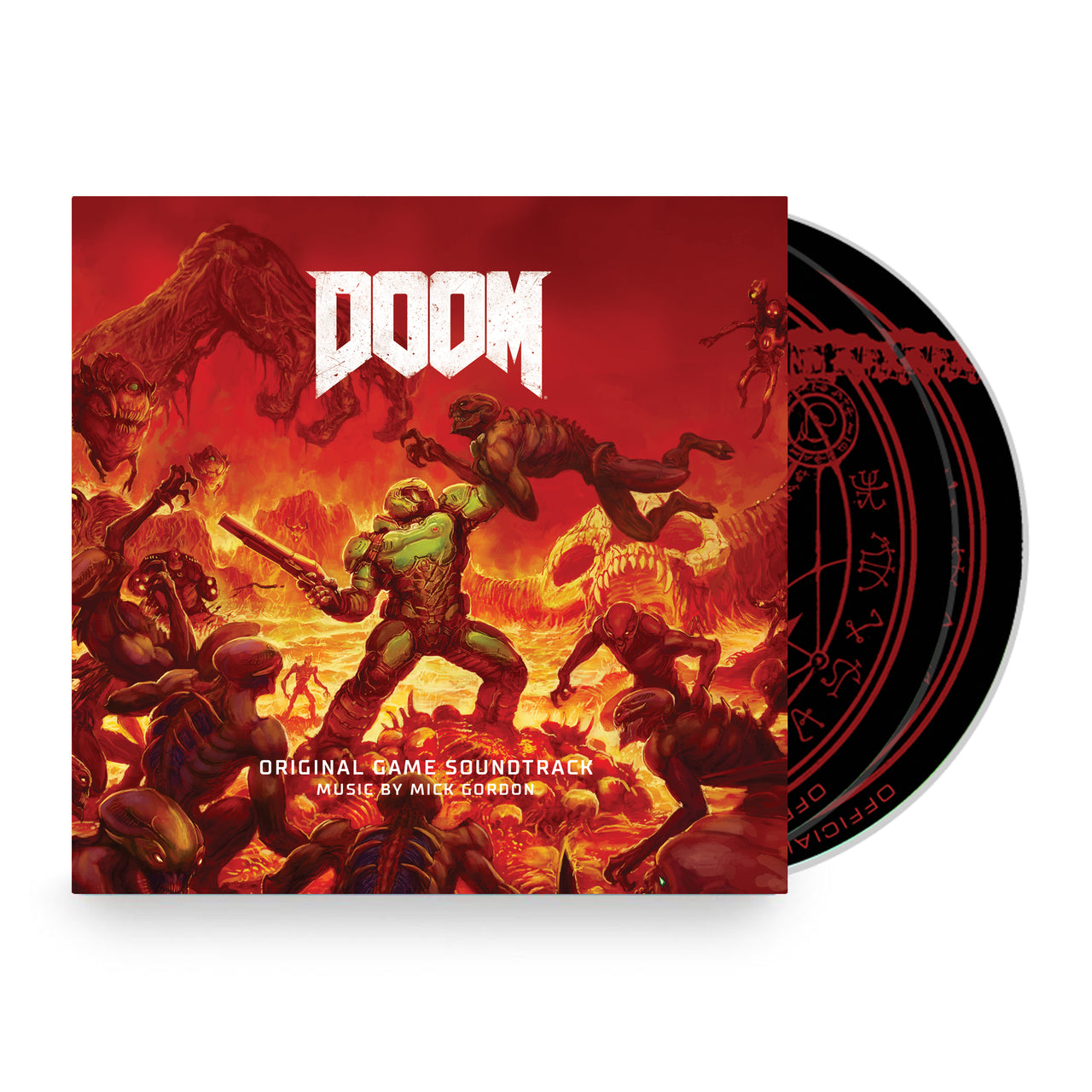 DOOM (Deluxe Double CD)