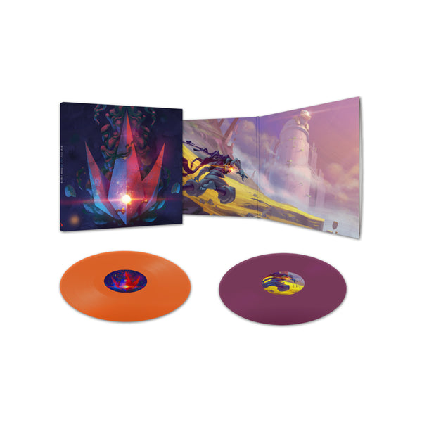 Dead Cells Deluxe Double Vinyl Laced Records