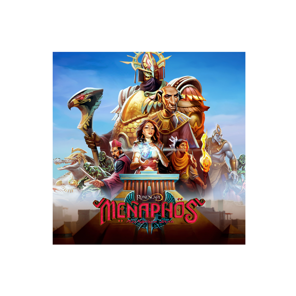 Runescape: Menaphos (Original Soundtrack)