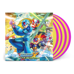 Mega Man X 1-8: The Collection (Limited Edition X8LP Boxset)