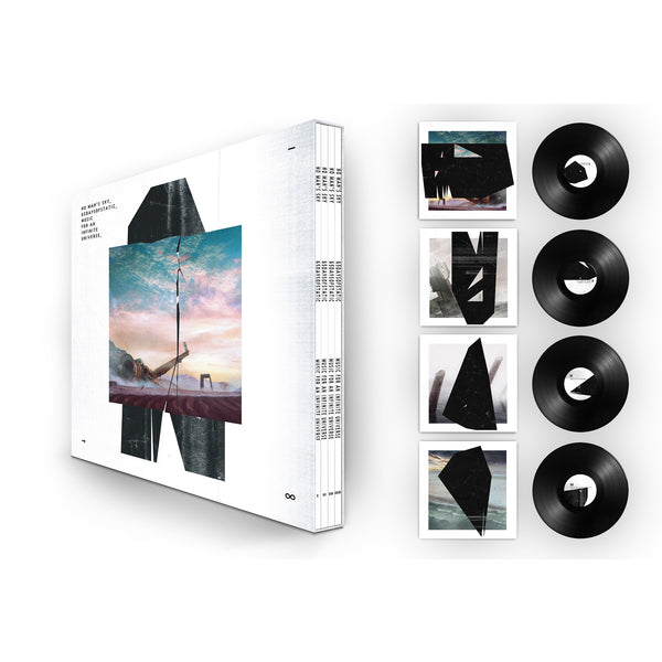 No Man's Sky: Music for an Infinite Universe (Deluxe X4 Vinyl Boxset + Digital Download)