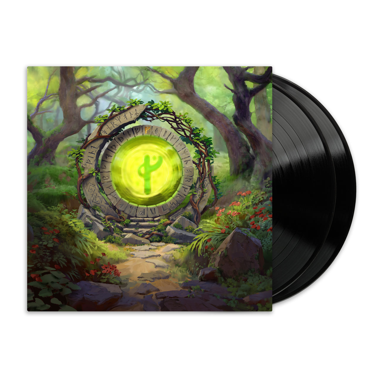 RuneScape: The Orchestral Collection (Deluxe Double Vinyl & Digital Download)