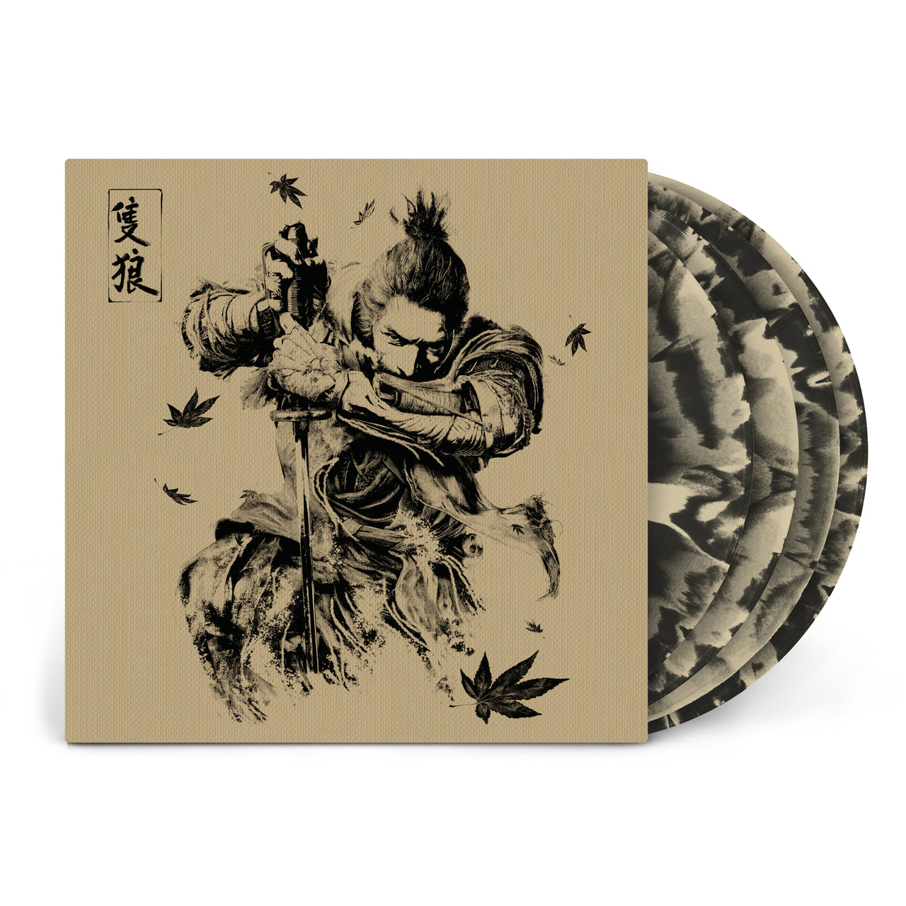 Sekiro: Shadows Die Twice (Limited Special Edition X4LP Box Set)