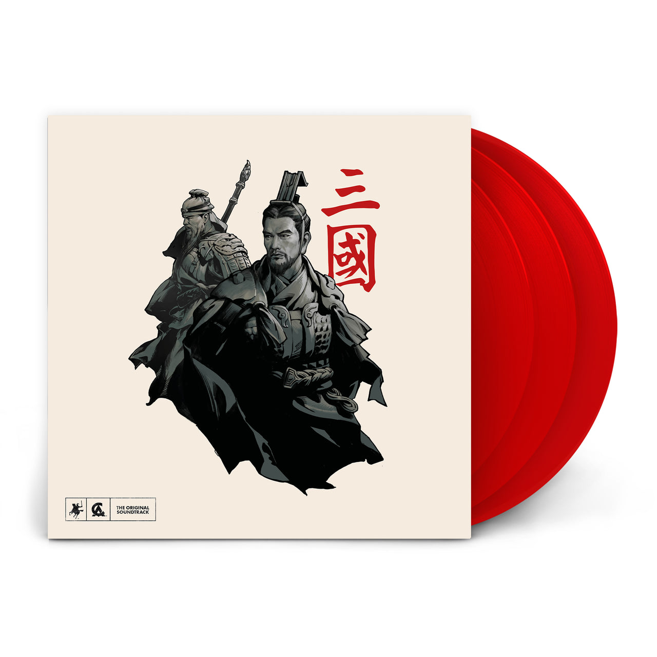 Total War: Three Kingdoms (Deluxe Triple Vinyl)