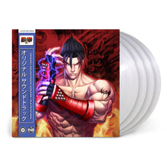 TEKKEN 3 (Limited Edition X4LP Boxset)