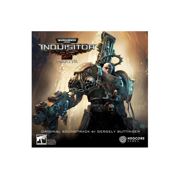 Warhammer 40,000: Inquisitor (Original Soundtrack)