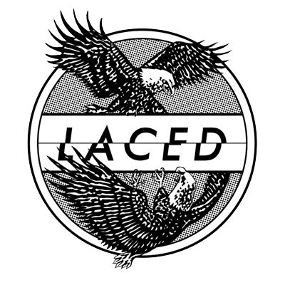 Laced Records logo