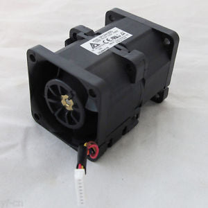 2pc Delta Cooling Fan w/ Holding Dock GFC0412DS