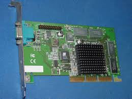 DELL 32MB AGP VIDEO CARD WITH VGA OUTPUT 04C864