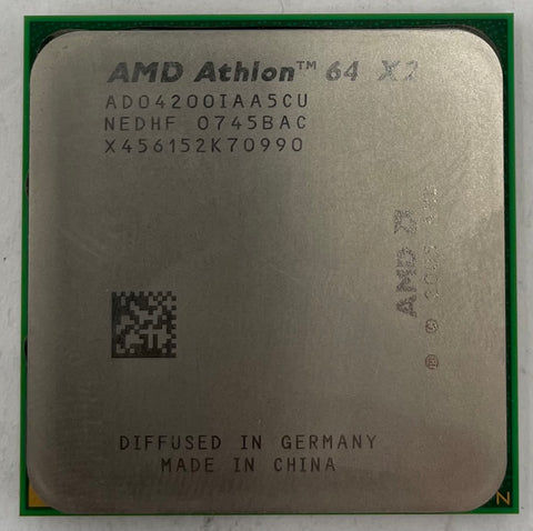 AMD Athlon 64 X2 4200+ Desktop CPU Processor- ADO4200IAA5CU
