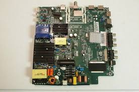 AVERA 49EQX10 Main Board / Power Supply TP.MS3458.PC757