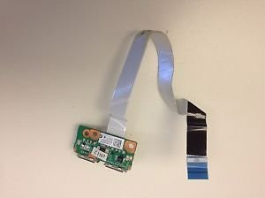 HP Pavilion DV7 USB Port Board W/ Cable DA0UP6TB6A0