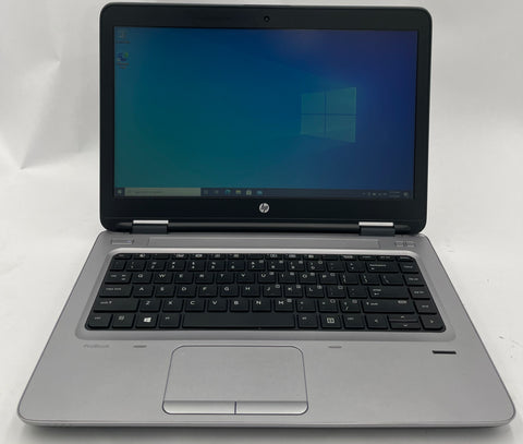 HP ProBook 645 G2 Laptop- 500GB HDD, 4GB RAM, AMD A8 CPU, Windows 10 Pro