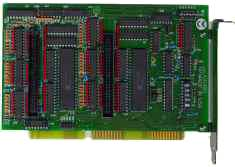 ACCES IOD48S Digital Input/Output Circuit Card Board- IOD-48S