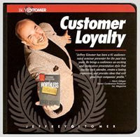 Jeffrey Gitomer Customer Loyalty Live (6 CD set)