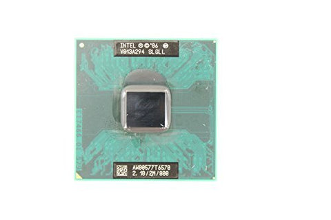 Intel 2.1 GHz Core 2 Duo CPU Processor T6570 SLGLL Dell Vostro 1014