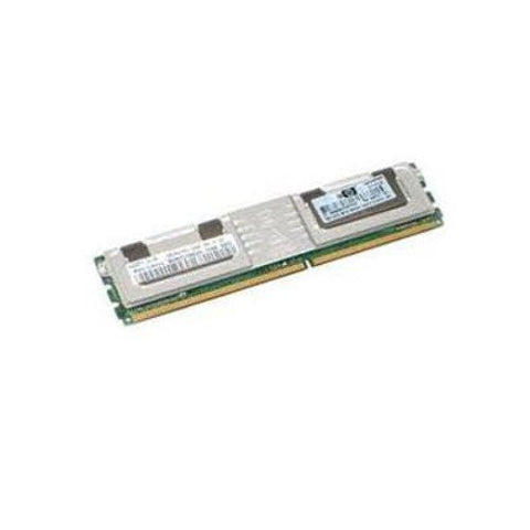 HP 398708-061 4GB (1X4GB) 667MHZ PC2-5300 CL5 FULLY BUFFERED DDR2 SDRAM DIMM GENUINE HP MEMORY KIT FOR HP PROLIANT SERVER DL360 DL380 ML370 G5 (398708-061).