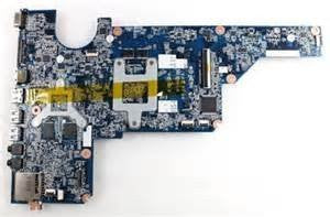 HP 2000-2B Laptop Motherboard w/ AMD E300 1.3Ghz CPU, 6050A2498701-MB-A02 688279-501