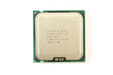 Intel 2.5 GHz Core 2 Quad CPU Processor G808D Q9300 SLAWE Dell XPS 730 630 430 420 Precision T3400