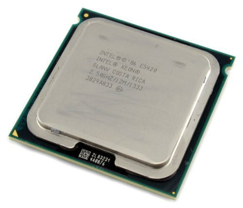 Intel SLANV Xeon QC E5420 2.5ghz/1333mhz/12mb processor