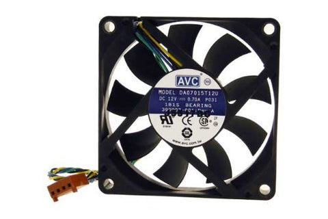 AVC DA07015T12U 4-Pin 70MM Fan