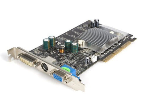 Startech Geforce Agp 128MB Dvi-i Tv Out AGPVID5500A