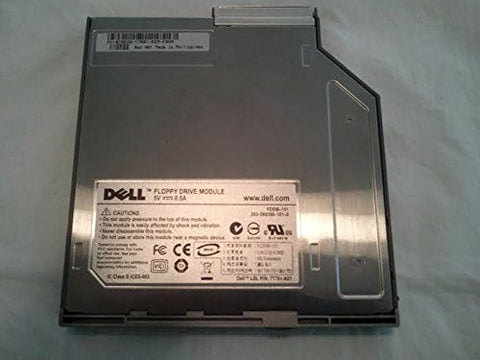 Dell 02R152 7T761-A01 Latitude External Floppy Disk FDDM-101 FDD Drive
