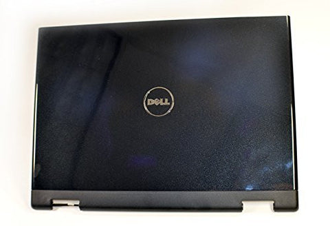 "F848N - Dell Vostro 1520 15.4"" LCD Back Top Cover Lid Plastic Assembly - F848N"