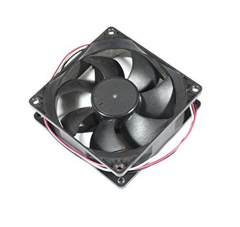 AVC DS09225R12MC018 92mm DC 12V Desktop Fan With 3-Pin Connector