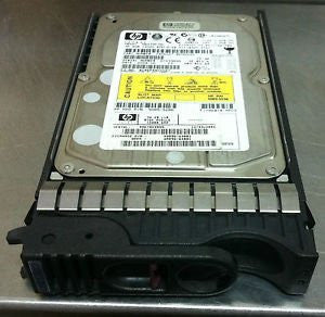 HP 5065-5286 36GB SCSI 15K 80 PIN Hard Drive