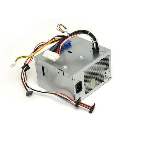 Dell 255W Power Supply For Dell Optiplex 360, 380, 580, 760, 780, 960. P/N: N805F PW115 FR607. Part Numbers: L255EM-01, F255E-00, H255PD-00