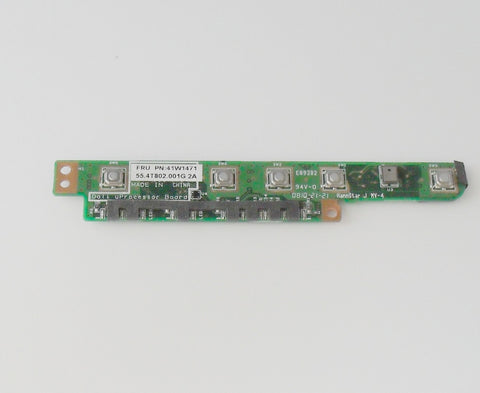 "IBM Thinkpad X61 Tablet 12.1"" Power and Media Button Board 41W1471"