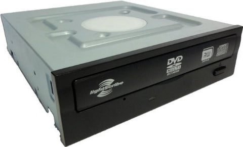 Lite-On LH-20A1H 20x DVD-RW LightScribe IDE Drive (Black)