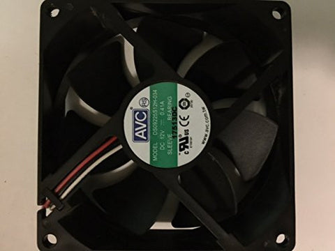 AVC Dc12v .41 Amp 3 Pin/wire Fan Ds09225s12h-034