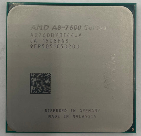 AMD A8-Series A8 PRO-7600B Desktop CPU Processor- AD760BYBI44JA