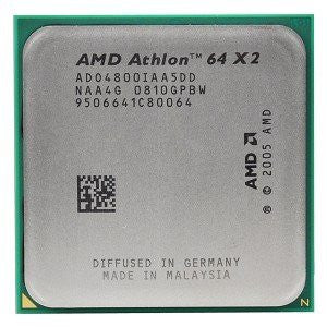 AMD Athlon 64 X2 Dual-Core 4800+ 2.5GHz Processor ADO4800IAA5DD