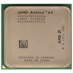 AMD ADA3200IAA4CW Athlon 64 3200+ 2.0GHz Socket AM2 - Processor