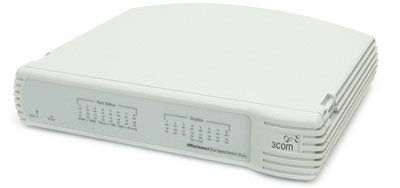 3Com OfficeConnect 16-Port Dual Speed Switch- 4902A055