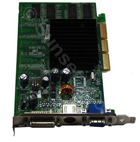 Dell Nvidia GeForce FX200 Desktop 128MB Video Card 09Y452