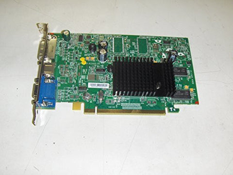 Dell F3988 ATI Radeon X300 128MB DDR 128-Bit PCIe x16 VGA/DVI/TV-Out Video Card