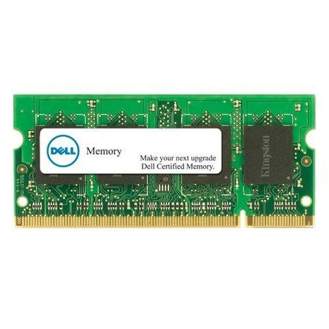 Dell 1 GB Certified Repl. Memory Module for Select, SNPPP102C/1G, PP102 (Memory Module for Select Dell Systems - 2R SODIMM DDR2 800 MHz Non-ECC)