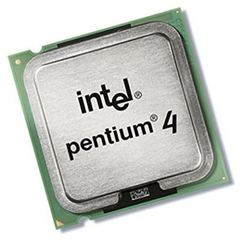 Intel Pentium P4 640 SL8Q6 SL7Z8 Desktop CPU Processor LGA 775 2MB 3.20 GHz 800 MHz