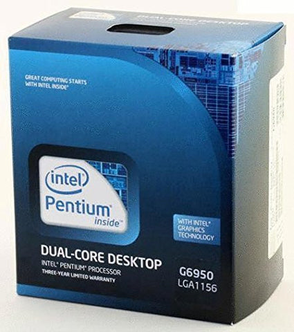 Intel Dual Core G6950 LGA1156 2.8GHz Cpu